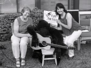 Betsy, Norman and Barbara 8/09